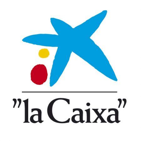 """Logo_""""la-Caixa""""_V"""